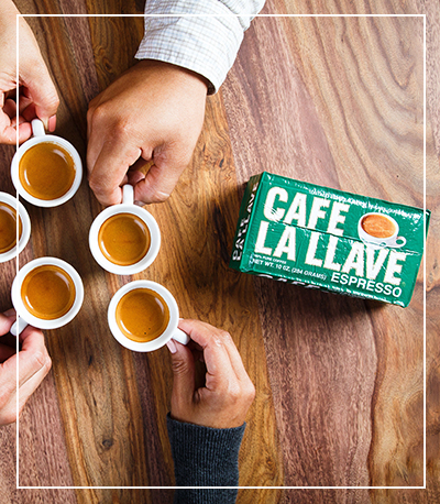 Café La Llave Espresso