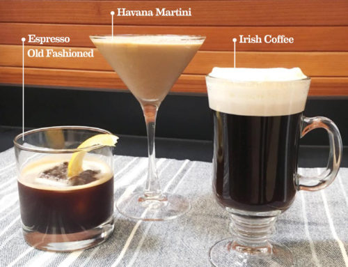 Recipe Idea: Coffee Cocktails