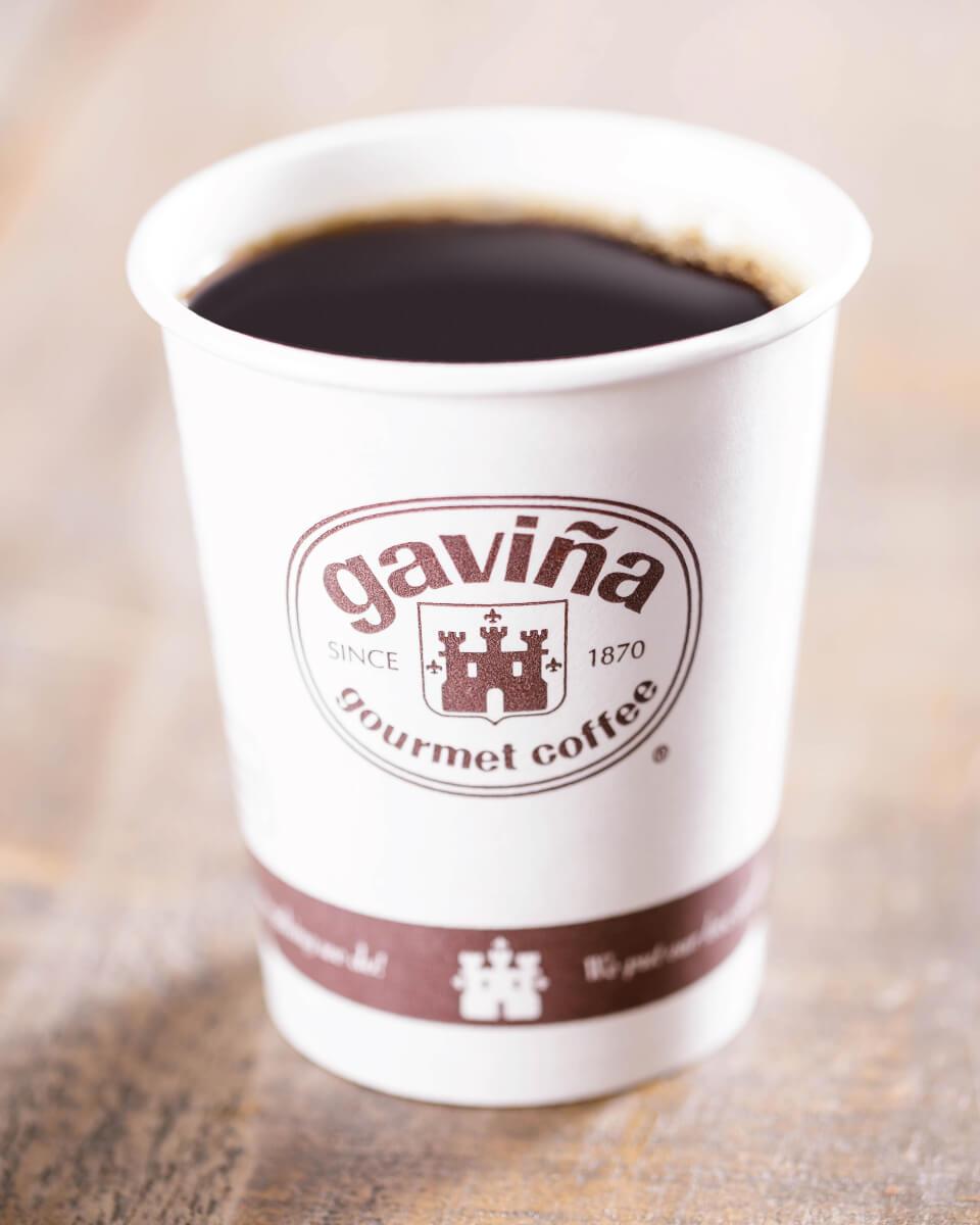 gavina coffee cup