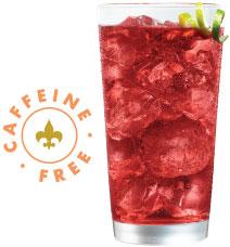 Gavina organic hibiscus iced tea