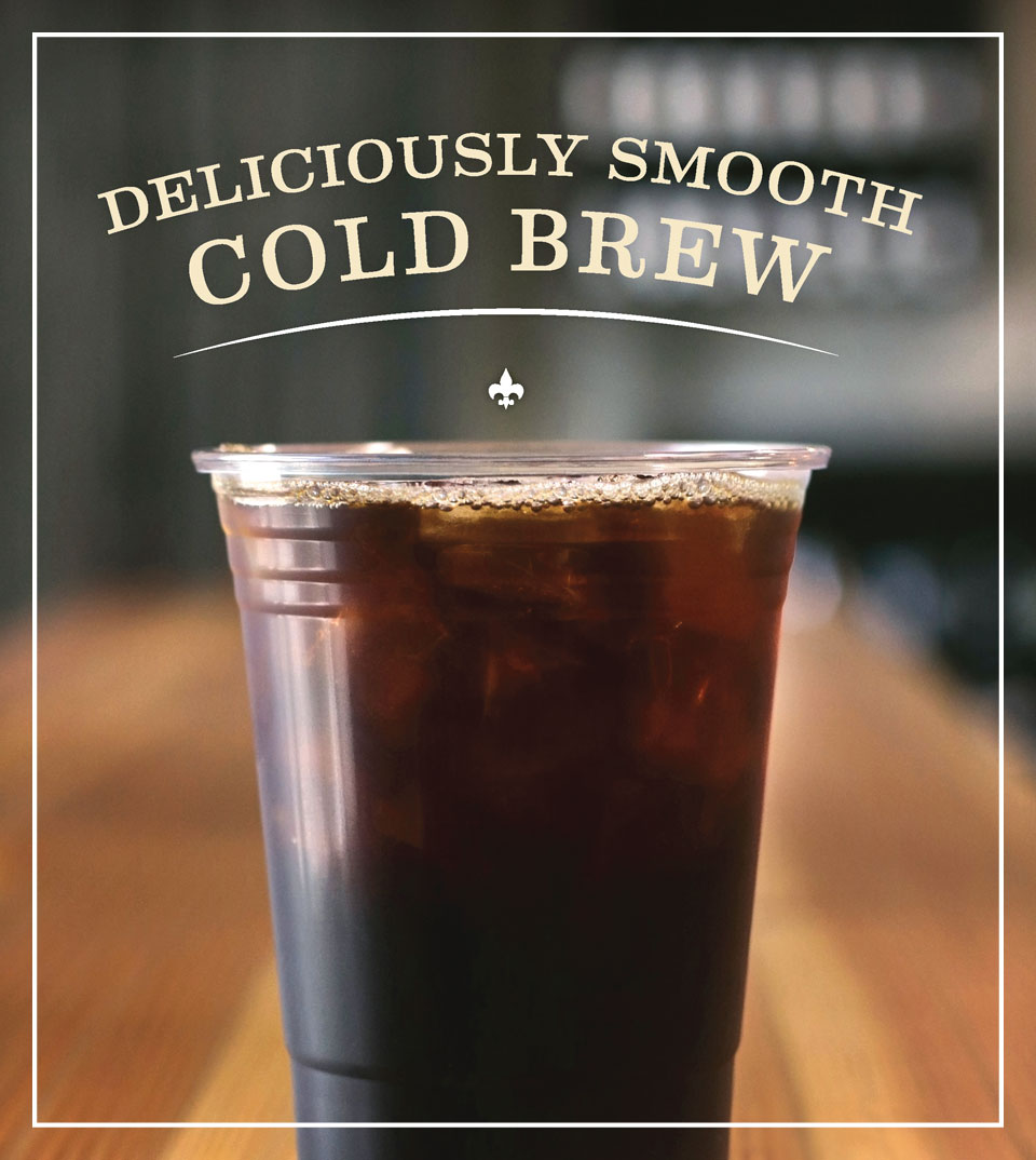 Cold Brew Program